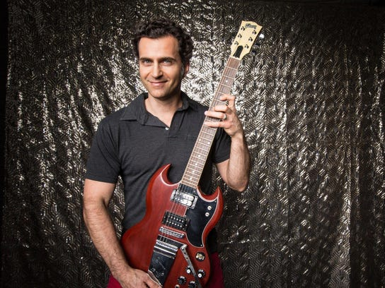 Dweezil Zappa performs April 19 at State Theatre of