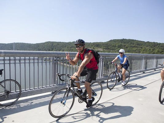 Discover Hudson Valley Rider walkway.JPG