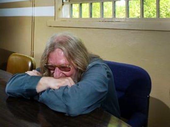 Convicted Binghamton-area murderer Thomas Marlowe's