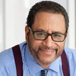 Author on race: sociology professor Michael Eric Dyson