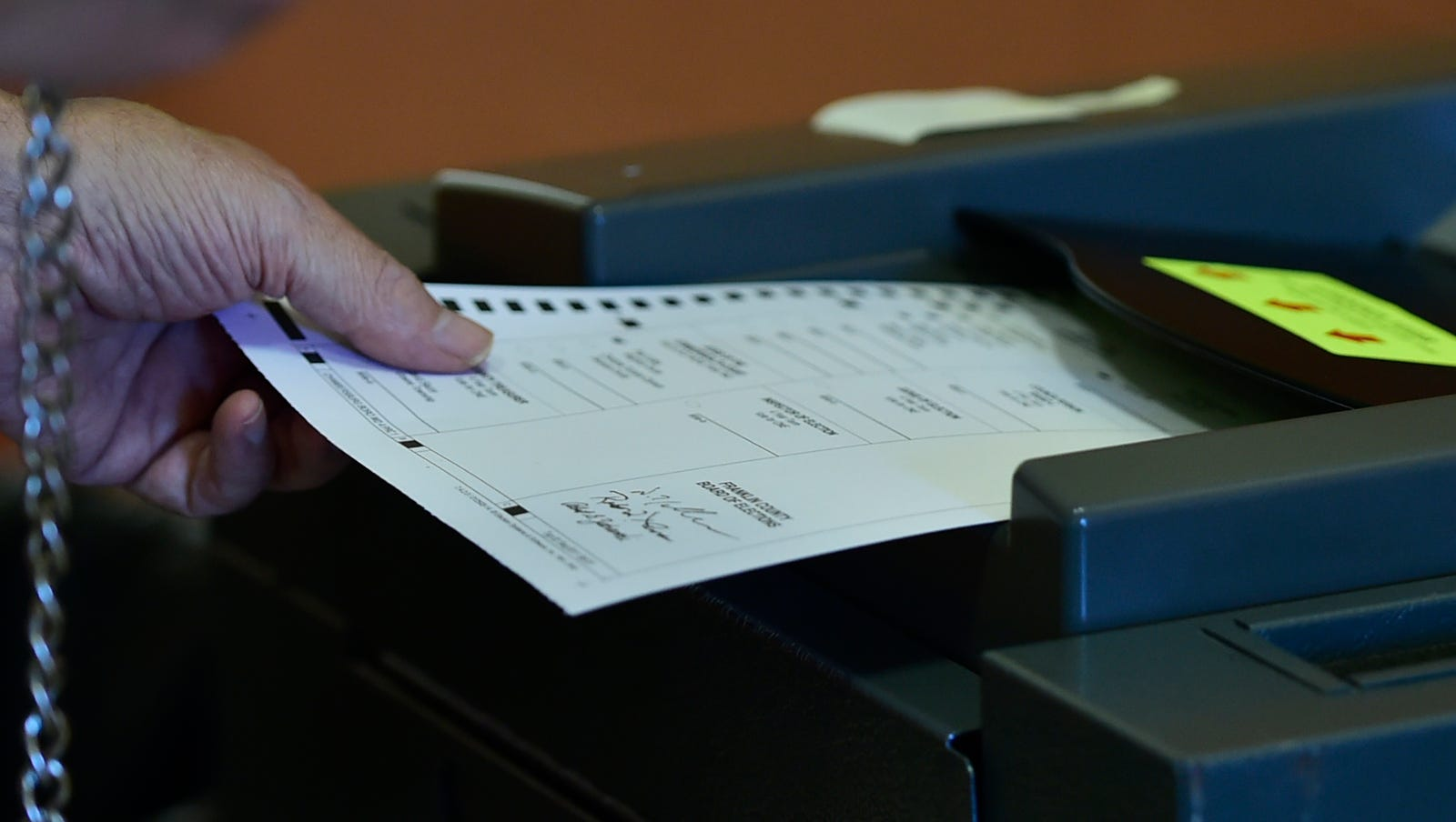 Primary election day: Vote for local offices (don't forget the special election for Senate)