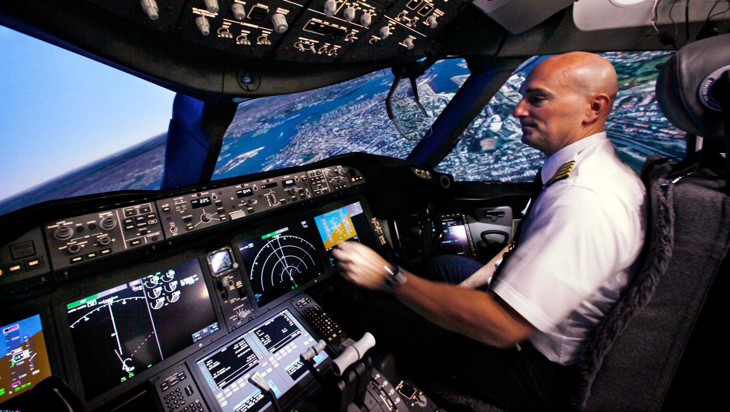 Can You Learn To Fly Using Only A Simulator
