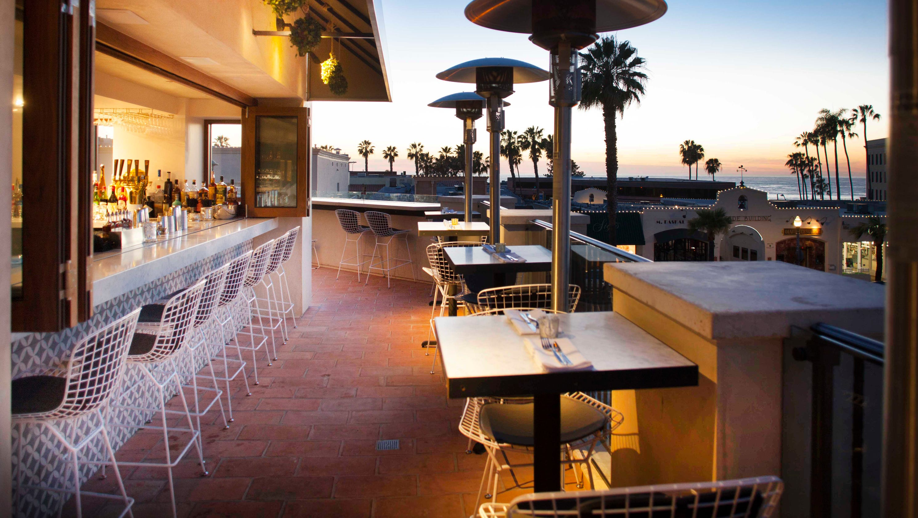 America 39 s rooftop restaurants and bars - Credot ilot centraal ...