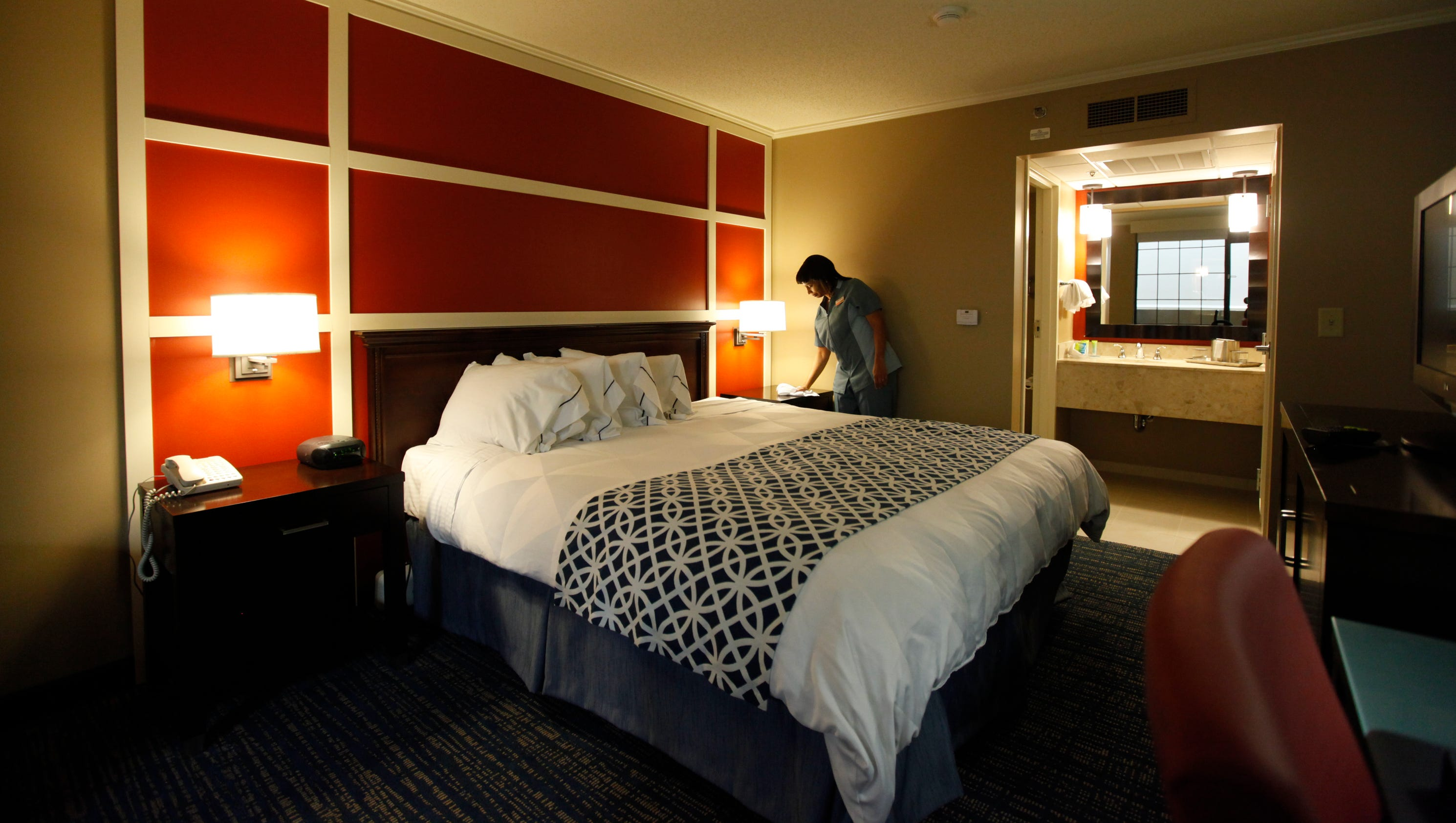 Motel  Housekeeping