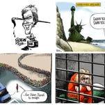 Steve Benson's best cartoons of 2016