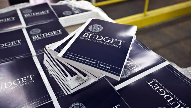 Federal budget.