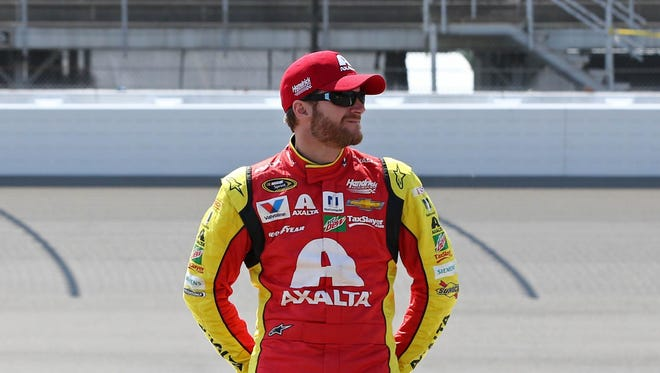 Dale Earnhardt Jr. has missed three races while battling concussion-like symptoms.
