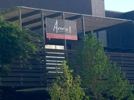 Arario, a Korean fusion restaurant, will open in the