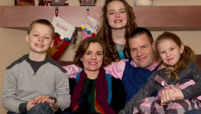 Wisconsin lawmakers are considering a right-to-try measure similar to one Republican U.S. Sen. Ron Johnson has pushed in the Senate. Johnson called his bill the Trickett Wendler Right to Try Act. Wendler, a mother of three children who had ALS and died in 2015, supported right to try legislation to allow terminally ill patients to receive investigational treatments where no alternative exists. From left to right, Tanner, Trickett, Tealyn, Tim and Torynn Wendler.