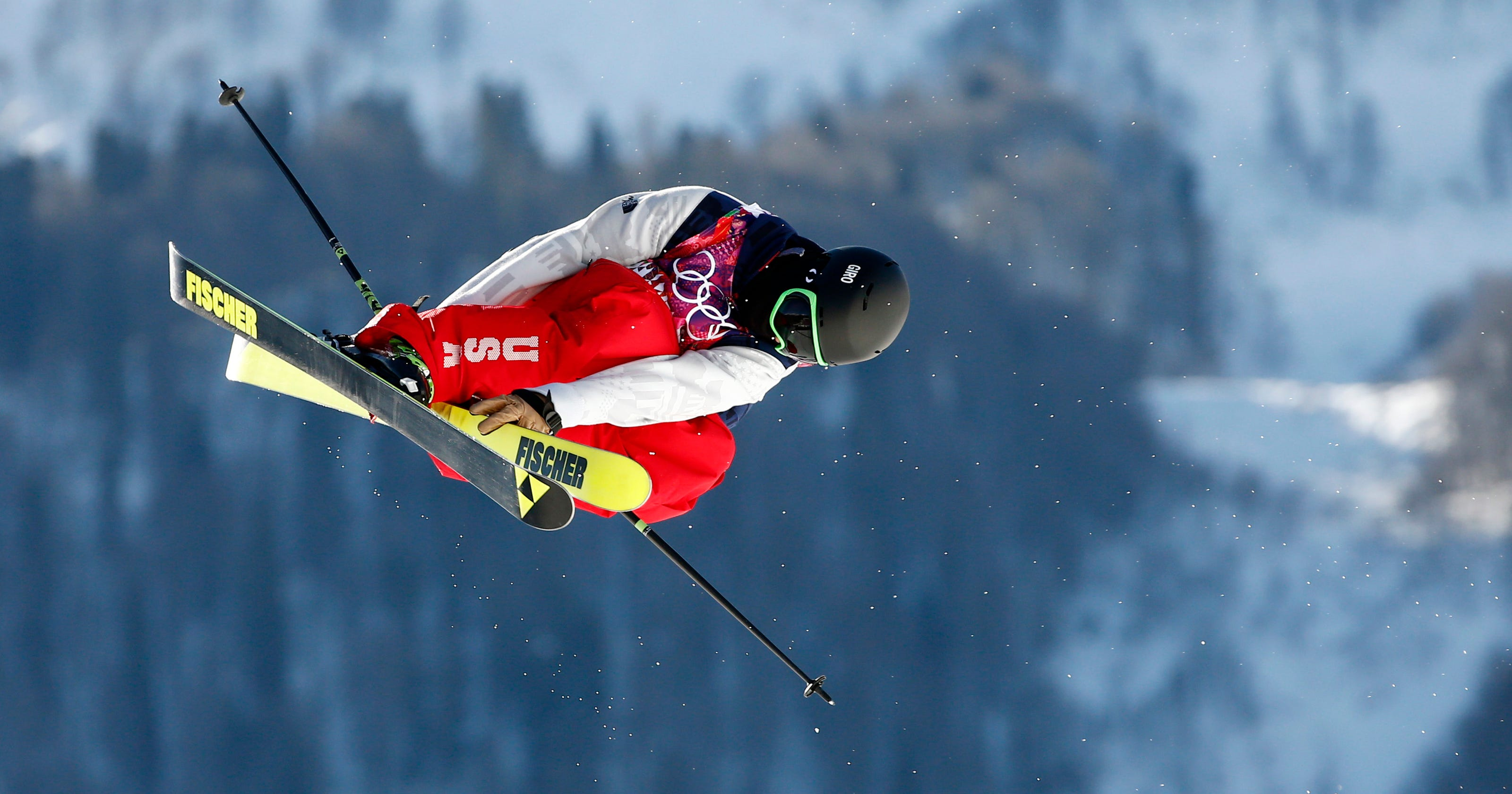 American men sweep ski slopestyle medals