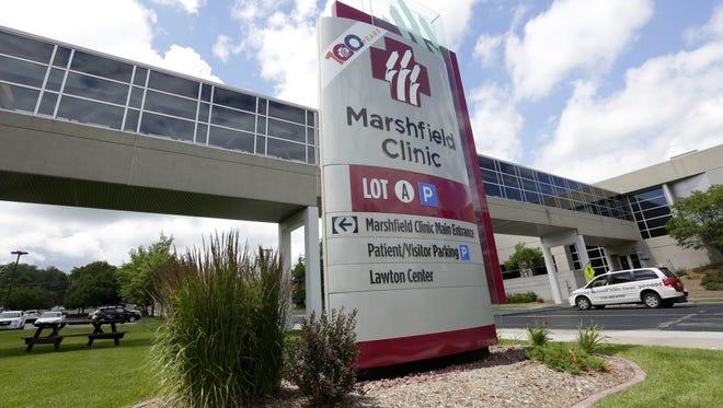 The Marshfield Clinic, in Marshfield, Wisconsin, July 8, 2016.