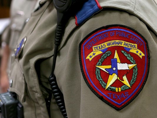 Texas Department of Public Safety trooper
