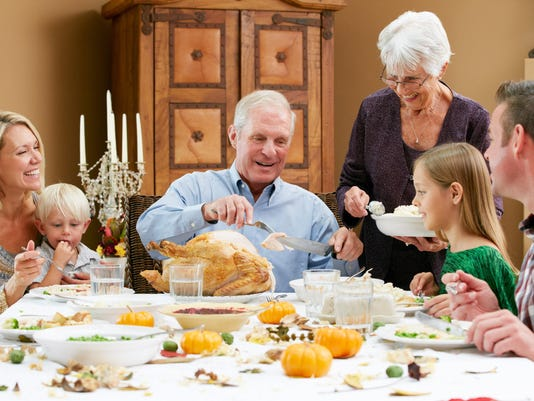 7 tips for a peaceful Thanksgiving with your politically divided family