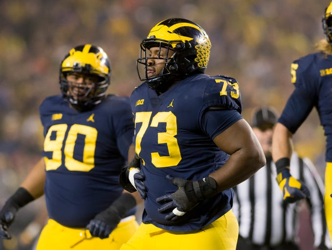 Go through the gallery to view Justin Rogers' NFL mock