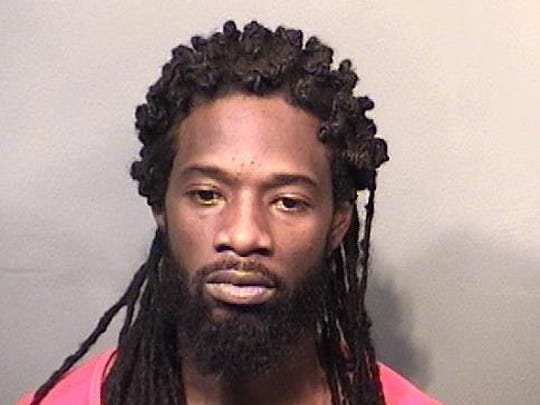 Brandon Scott was taken into custody on Sunday and