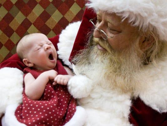 Mall Santa Claus