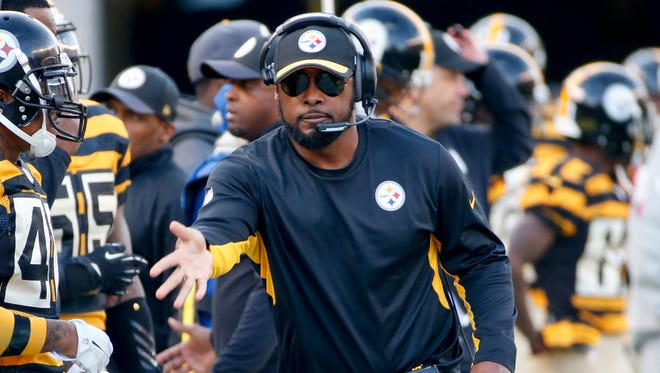 Pittsburgh Steelers head coach Mike Tomlin is excited about Artie Burns' upside.