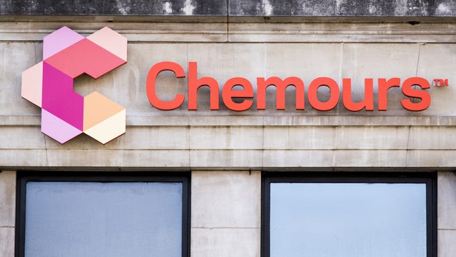 Wilmington-based Chemours is the world's largest producer of titanium dioxide, also known as Ti02, and will raise the product's worldwide price by $150 per metric ton, effective May 1.