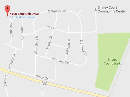 Thursday's shooting at the 4100 block of Lone Oak Lane left one adult male in life threatening condition.