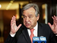 Security Council: Portugal's Guterres is choice for next U.N. secretary-general