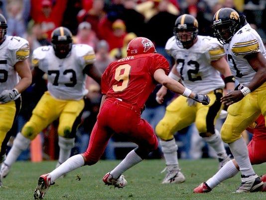 Adam Runk Iowa State 2001