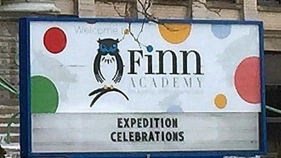 Elmira's Finn Academy charter school opened in 2015.