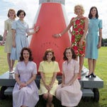 The cast of 'Astronaut Wives Club'