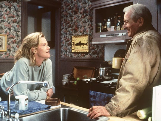 """Melanie Griffith and Paul Newman in the 1994 film,"""""""