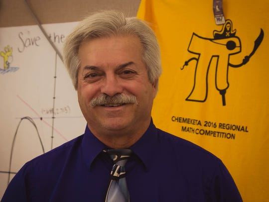 Louis Tiller, Teacher, McNary High School