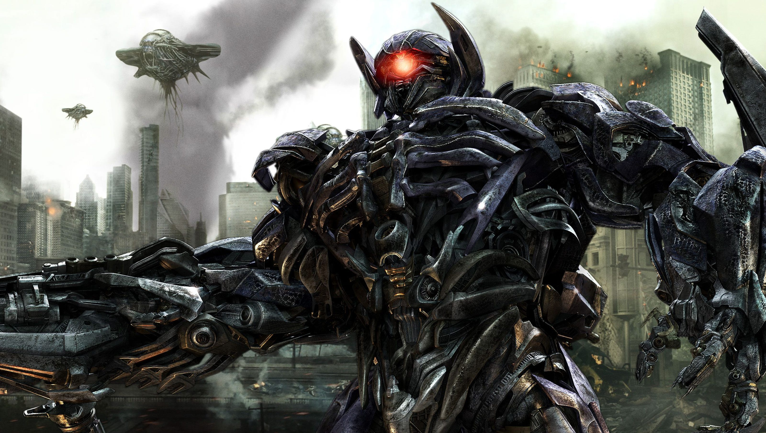 transformers': all six movies (including 'last knight'), ranked