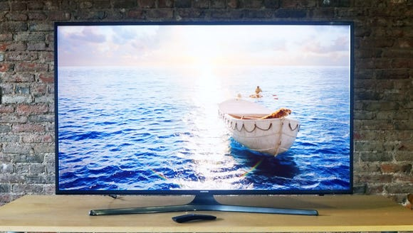 This Samsung 55 Inch 4k Smart Tv Is Only 500