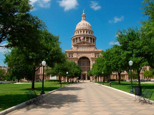 The worldwide collapse in oil prices on top of the coronavirus pandemic has put leaders in the Texas state capitol building in Austin in a financial pinch.