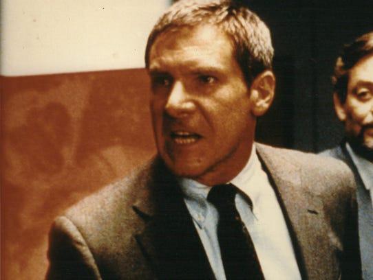 Harrison Ford in 'Presumed Innocent.'