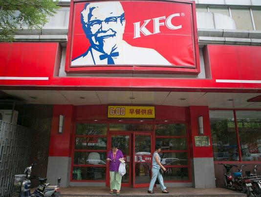 EPA CHINA HEALTH EXPIRED FOOD EBF CONSUMER GOODS CHN