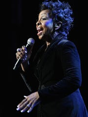 Gladys Knight will perform on July 27.