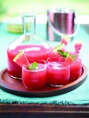 More watermelon drinks