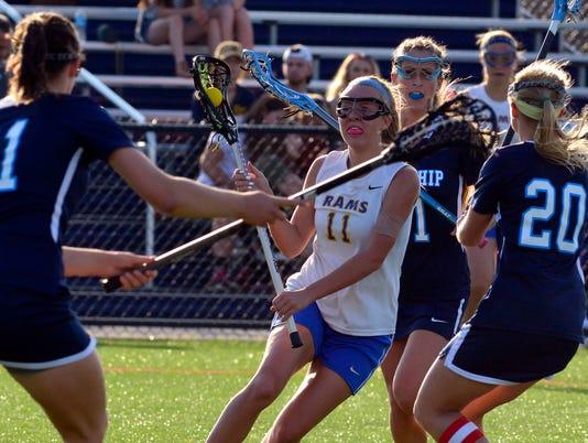 PHOTOS: Kennard Dale vs. Manheim Township in District 3 girls lacrosse