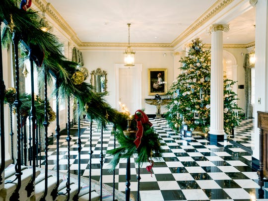 Tour the governor's mansion, the Tennessee Residence, Dec. 6-9 and Dec. 13-16.