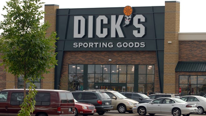 Dick's Sporting Goods is working with local developers on opening a location in Oshkosh near Lowe's Home Improvement on North. Washburn Street.