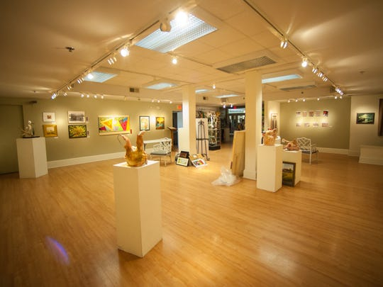 The longstanding Art Institute and Gallery in downtown Salisbury continues to keep shows fresh.