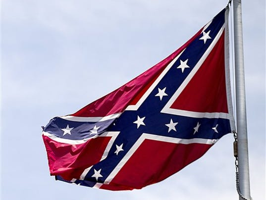 Congress Confederate Flag