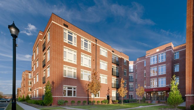 Buyers are finding homes at The M at Englewood South. The condominium community in Englewood is now 90-percent sold, with only a few remaining homes still available.