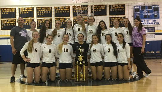 Panas went undefeated at the 13th annual Panther Invitational