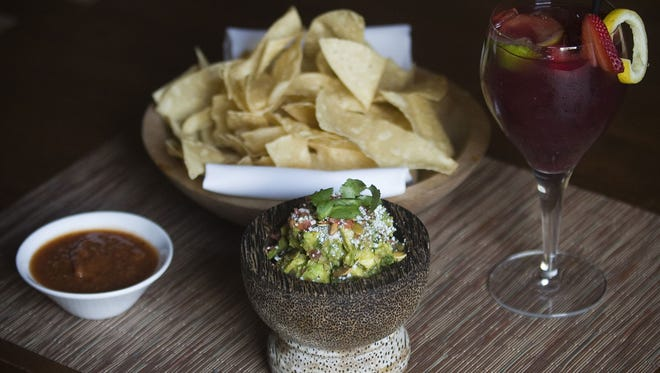 Diners will soon be able to sample The Mission's popular tableside guacamole at a second location in Kierland Commons.