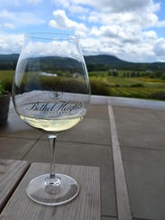 Explore the wine through the Eola-Amity Hills at the