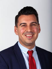 Eric Holguin, Democratic candidate for Texas's 27th