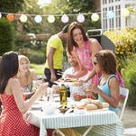 Give and Take column features food for a crowd. With summer coming, plan a gathering.