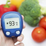 Type 2 Diabetes can be managed with healthy eating and regular physical exercise.