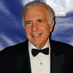 Financier Carl Icahn.