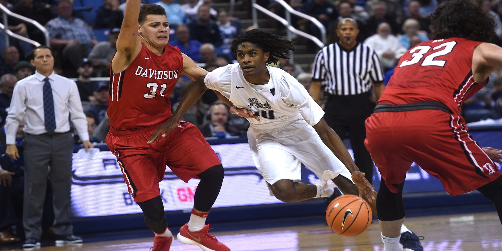 Wolf Pack basketball's fast start marked by offensive